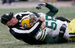 NFL Football Green Bay Packers vs. Chicago Bears