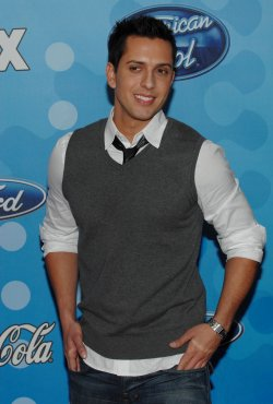 American Idol Top 12 party in Los Angeles
