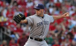 San Diego Padres vs St. Louis Cardinals in St. Louis