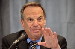 House Veterans Affairs Committee Chairman Bob Filner (D-CA) participates in a roundtable on wounded warrior care in Washington