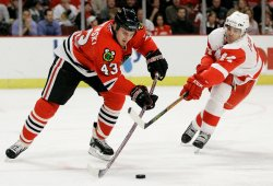 NHL Detroit Red Wings vs Chicago Blackhawks