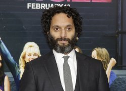 Jason Mantzoukas arrives at Premiere of How To Be Single