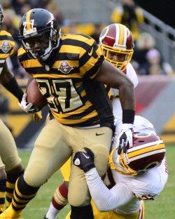 Pittsburgh Steelers Leonard Pope in Pittsburgh