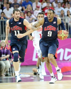 Tunisia v. United States Basketball at the 2012 Olympics in London