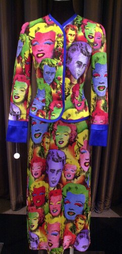 GIANNI VERSACE FASHIONS TO BE AUCTIONED AT SOTHEBY'S