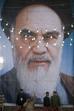 Iranians Mark 35th Anniversary of Imam Khomeini's Return from Exile