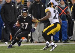 Pittsburgh Steelers vs. Baltimore Ravens