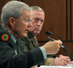 Senate Committee receives update on U.S. military commands in Washington