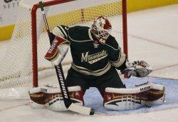 Minnesota Wild Niklas Backstrom