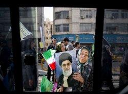 35th anniversary of the 1979 Islamic revolution held in Tehran, Iran