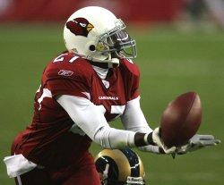 NFL St. Louis Rams vs Arizona Cardinals in Glendale, Arizona