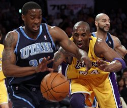Los Angeles Lakers vs Utah Jazz Game 2 NBA Western Conference semifinals in Los Angeles