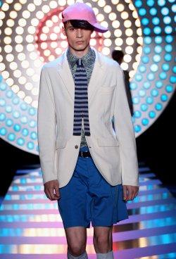 Men's Fashion - John Galliano...