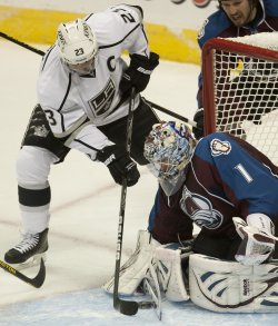Los Angeles Kings vs Colorado Avalanche