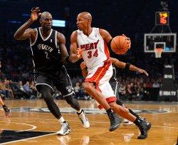 Nets vs Heat at Barclays Center