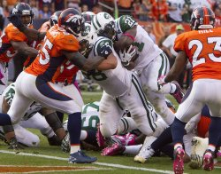 Jets Tomlinson Scores Game-Winning Touchdown Against the Broncos in Denver