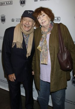 "Jerry Stiller, Anne Meara and Christine Taylor arrive for the Project A.L.S. ""Tomorrow is Tonight"" 14th Annual New York Event to Support ALS Research in New York"