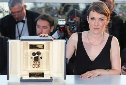 """Leonor Serraille wins """"Camera d'Or"""" prize at the Cannes International Film Festival"""