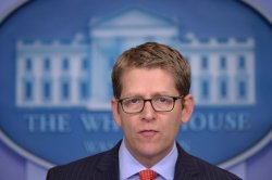 White House Press Secretary Jay Carney in Washington