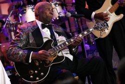 President And Mrs. Obama Host Music Legends For Celebration Of Blues Music in Washington