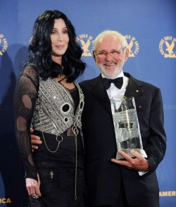 Norman Jewison honored at DGA Awards in Los Angeles
