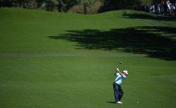 Round Three of the Masters in Augusta, Georgia