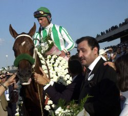 Ahmed bin Salman owner of race horses War Emblem and Point Given dies