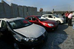 Israel Allowed Cars Transport Into Gaza