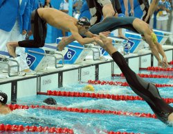 Swimming at 2008 Summer Olympics in Beijing