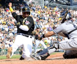 Pittsburgh Pirates vs. San Diego Padres.