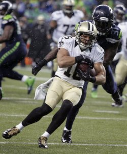 New Orlean Saints vs. Seattle Seahawks