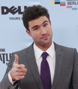 Brody Jenner arrives at the MTV Europe Music Awards