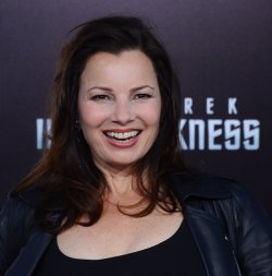 "Fran Drescher attends the ""Star Trek into Darkness"" premiere in Los Angeles"