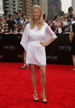 """Sandra Lee arrives at """"Harry Potter and the Deathly Hallows - Part 2 Premiere in New York"""