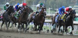 Fort Larned leads the way in California
