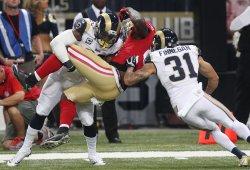 San Francisco 49ers vs St. Louis Rams