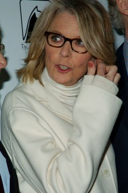 "Diane Keaton attends the ""Darling Companion"" premiere in Los Angeles"