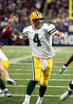 Green Bay Packers vs St. Louis Rams