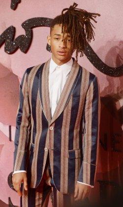 Jaden Smith at The Fashion Awards in London