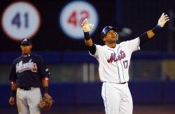 Atlanta Braves vs New York Mets