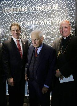 New Holocaust Memorial in New York