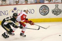 2009 NHL Stanley Cup Final Detroit Red Wings vs. Pittsburgh Penguins.