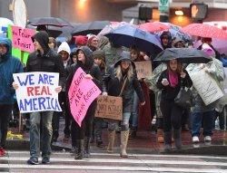 Women's march in San Francisco brings 100,000