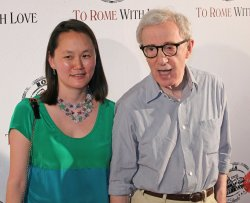 """French premiere of """"To Rome With Love"""" in Paris"""