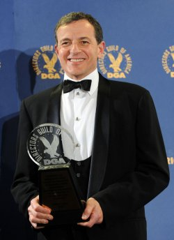 Bob Iger honored at DGA Awards in Los Angeles