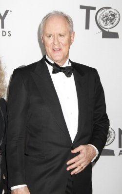 John Lithgow arrives for the 2012 Tony Awards in New York