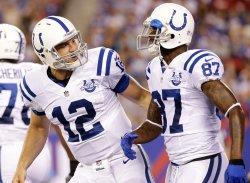 Colts at Giants NFL Preseason