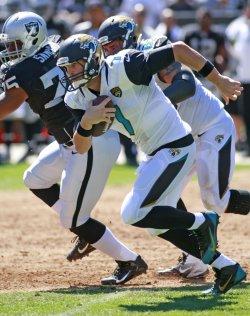 Oakland Raiders vs. Jacksonville Jaguars