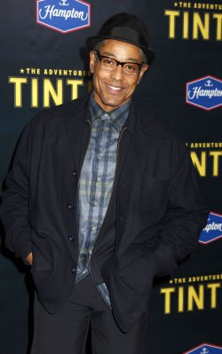 """Giancarlo Esposito arrives for the """"The Adventures of TinTin"""" Premiere in New York"""