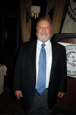 Nelson DeMille at Susan Lucci book signing at the Friars Club